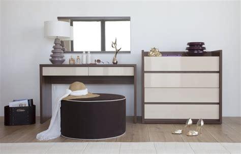 meuble coiffeuse pour chambre meuble coiffeuse inbox chambre contemporaine adulte