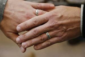 same sex spouses now allowed to apply for us visas latimes With gay wedding rings san francisco