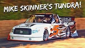 Mike Skinner U0026 39 S Toyota Tundra Nascar Truck
