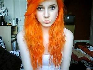 How to get orange hair? | Yahoo Answers