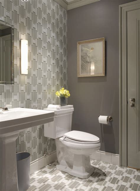 gray bathroom designs how to decorate with the color taupe