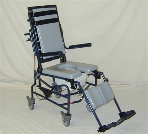 shower commode chair activeaid 283 tilt in space plus