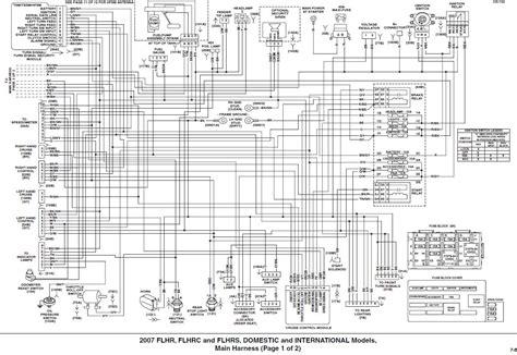 1999 harley road king wiring diagram somurich