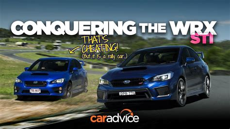 How to drive fast in a Subaru WRX STI - YouTube