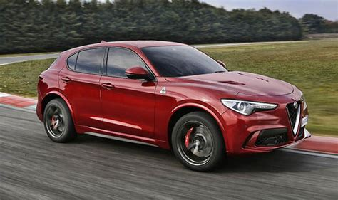 alfa romeo stelvio quadrifoglio uk release date revealed
