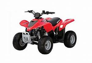 Arctic Cat Dvx 50    Dvx 90 Atv Service Manual Repair 2006
