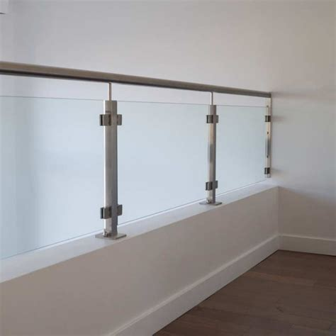garde corps verre pour mur ext 233 rieur inoxdesign