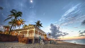 Nassau Bahamas Beach House HD Wallpaper