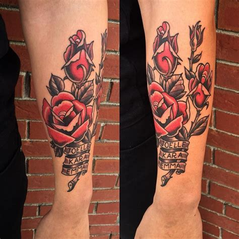 Más de 80 diseños y significados de tatuajes de rosas con