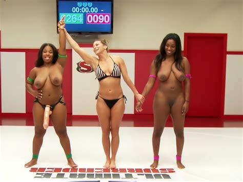 Porn Tube Ultimate Surrender Two Big Tit Big Ass Ebony Goddesses Sex Fight Winner Fucks