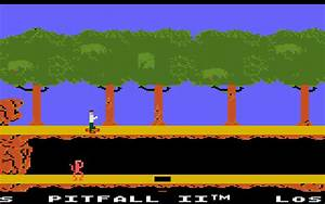 AtariAge - Atari 5200 Screenshots - Pitfall II: Lost ...