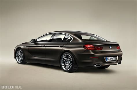 Gran Coupe Bmw by Bmw 6 Series Gran Coupe Price Modifications Pictures