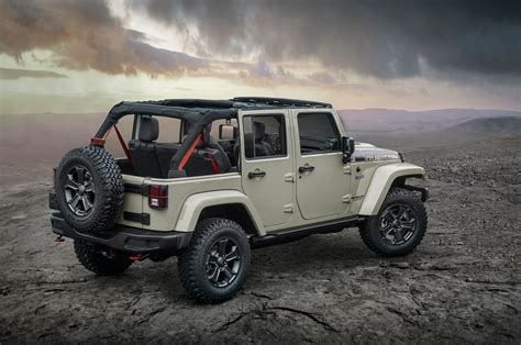 2017 jeep wrangler rubicon recon looks trail ready in chicago motor trend