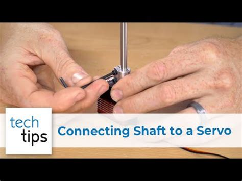 connecting shaft   servo  kyle youtube