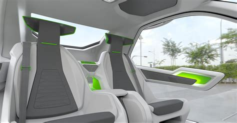 Pop Up Cer Interior Design by Italdesign And Airbus Envision Pop Up Ground Air Hybrid