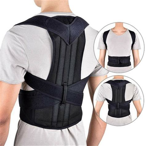 Topcobe Posture Corrector for Women & Men, Back Support ...