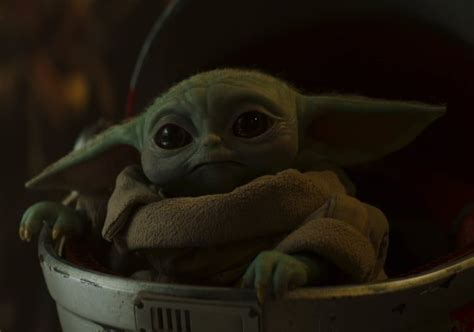 Every Cute Baby Yoda Appearance in The Mandalorian's ...
