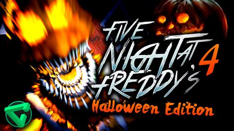 nights  freddys  halloween edition estreno