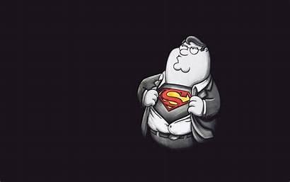 Griffin Peter Wallpapers Guy Superman Cartoons