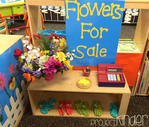 project kinder flower shop