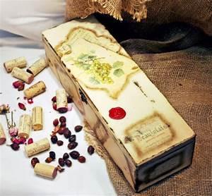 Kreative Tische Selber Machen : 10 kreative ideen wie sie weinflaschen verpacken und dekorieren ~ Markanthonyermac.com Haus und Dekorationen