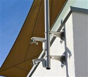 Segeltuch Für Balkon : technik sonnensegel befestigung komplette bersicht pina design ~ Markanthonyermac.com Haus und Dekorationen
