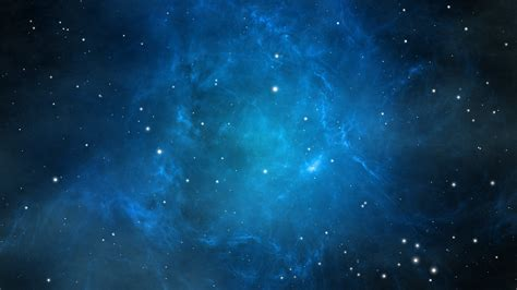 blue galaxy stars background wallpaper