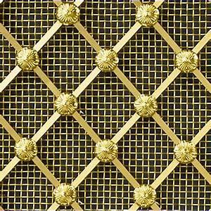 Grille Metal Decorative : regency grilles ventilation radiator decorative mesh ~ Melissatoandfro.com Idées de Décoration