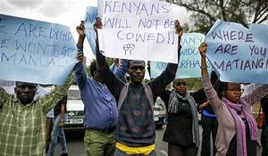 Kenya: Murder of top-ranking elections official stokes ...