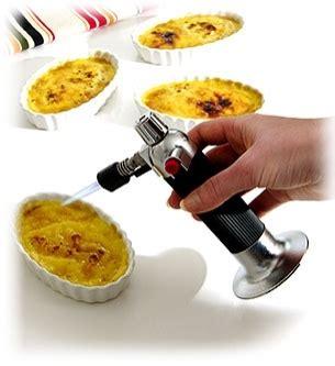 chalumeau cuisine chalumeau de cuisine mastrad idéal pour caraméliser