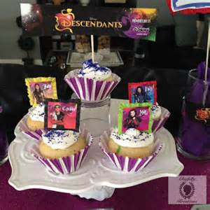 beatles cake toppers de descendientes decoraciones para imprimir gratis
