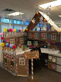 the 25 best ideas about christmas cubicle decorations on