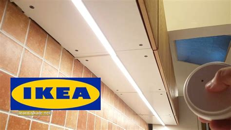 Ikea Lesele Led by Ikea Kitchen Lighting Omlopp How To Install Countertop