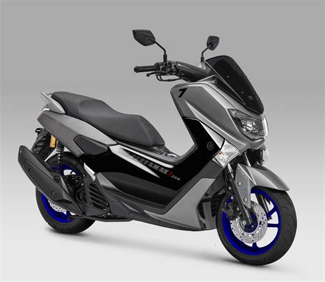 Nmax 2018 Hitam Abs by Yamaha All New Nmax Hadir Januari 2019 Pertamax7