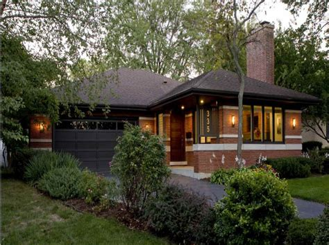 Stone Front House Ranch Remodel Exterior Home Remodeling