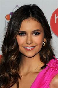 Fluorescent Light Looks Pink The Beautiful And Bazaar Dobrev Just Like Her