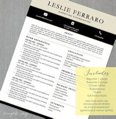 1000 images about resume templates on resume