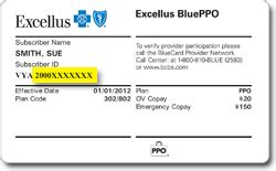 .code icd code bcbs alpha prefixes list and claim submission address updated list : Forgot Username | Members | Excellus BlueCross BlueShield