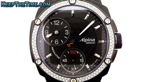 Alpina Extreme Regulator Watch