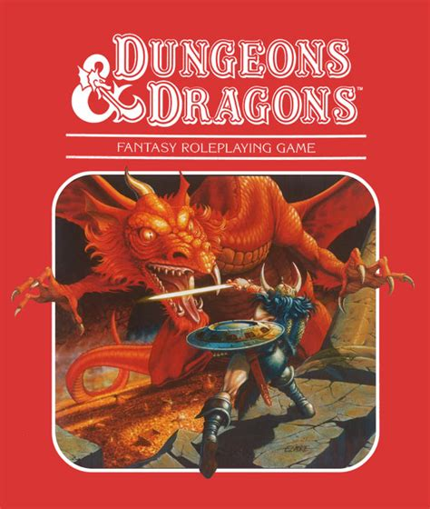 Dungeons And Dragons Gets A Makeover