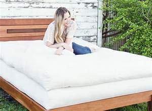 Mattress pads for futons for Foam mattress topper for sofa bed