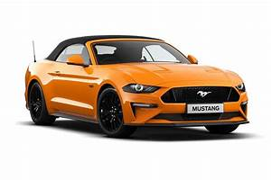 Mustang Convertible Convertible 2.3 T EcoBoost 270PS 2Dr Manual [Custom Pack 2] leasing - Lease ...