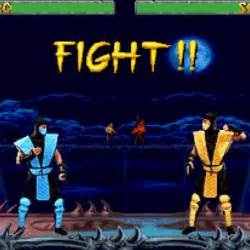2 Player Fighting Games