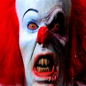 Scary Evil Clowns From Movies