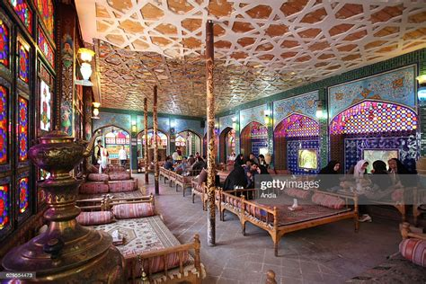 iran isfahan traditional iranian restaurant