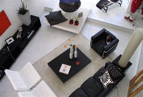 Living Room Birds Eye View by Camelback Place Cmda Design Bureau Inc