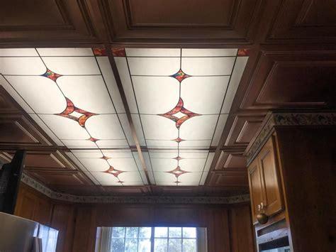 Decorative Ceiling Panels by Ceiling Decorative Fluorescent Light Panels The