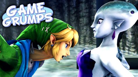 Link's Wedding ( Game Grumps Animated )