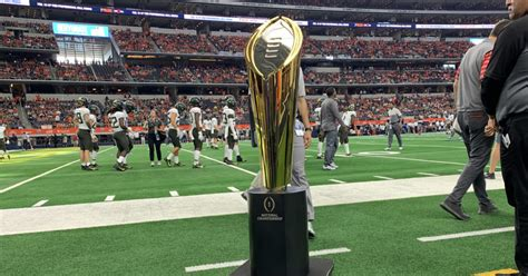 Report: College Football Playoff adjusts ranking schedule