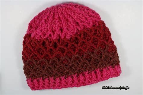 beautiful crochet hat patterns     skip